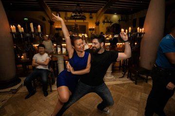 Masculinitate & dans